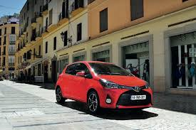 2015 Toyota Yaris Specs and Price Revealed for the UK - autoevolution