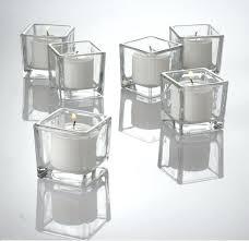 square glass cube vase set of 3 black uk
