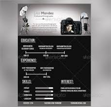 Photographer Resume Examples Examples Of Resumes