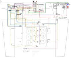 wiring installing the new harness and fuel injector refurbishing click here for a pdf version of the wiring diagram