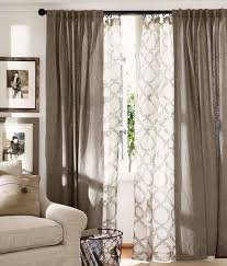 Delighful Modern Curtains For Sliding Glass Doors Nice A In Design Ideas