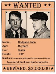 13 Free Wanted Poster Templates Printable Docs Microsoft Word
