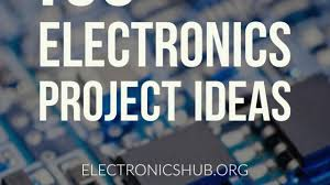 Electronic Engineering Design Project Ideas 150 Electronics Projects For Engineering Students