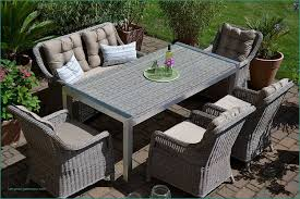 Polyrattan Grau Sitzgruppe Lounge Set Polyrattan Grau Zweisitzer