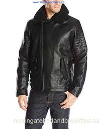 sean place john mens faux leather moto jacket with sherpa collar all gzzpe district best fashion the chnpux0149