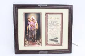 thomas blackshear ii forgiven fine porcelain collector plate greenbrier international framed art print