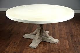 round concrete table top image of elegant concrete top dining table round concrete table