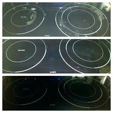 best way to clean ceramic cooktop