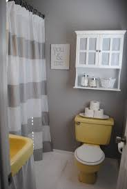 Best  Grey Yellow Bathrooms Ideas On Pinterest Grey Bathroom - Yellow and white bathroom