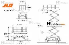 jlg 3394rt jlg machinery specifications machinery jlg 3394rt machinery specifications