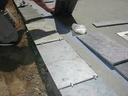 How To Build A Slate Patio How Tos Diy Slate Tile For Outdoor Patio
