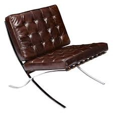 mid century modern furniture definition. barcelona style chair vintage aged leather cognac emfurn 1 mid century modern furniture definition