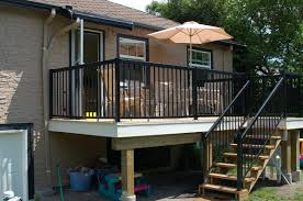 aluminum porch railing systems. photo gallery of the aluminum deck railing systems porch i