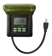 woods outdoor digital timer