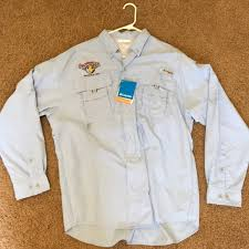Columbia Fishing Shirt Size Chart Columbia Pfg Fishing Guide Shirt Nwt Nwt