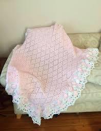 Shell Afghan Crochet Pattern Interesting Inspiration Ideas