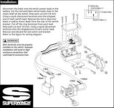 superwinch wiring diagram gallery image gallery superwinch wiring diagram 1 20