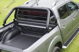 Nissan Navara Np300 Hawk Black Roll Bar Fits With Tonneau Covers