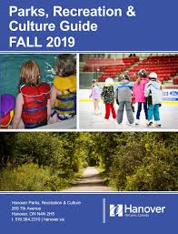Parks Recreation Culture Guide Fall 2019 By Town Of