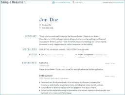 Free Resume Builder Online Custom Research Tourism Observatory