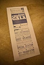 An Idea On The Gala Invitations Again Keeping With The Idea Of