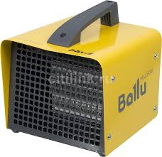 Купить <b>Тепловая пушка электрическая BALLU</b> BKX-3 желтый в ...