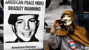 Höchste Ehre für Bradley Manning? 100'000 Anhänger fordern in einer Petition den Friedensnobelpreis für den Wikileaks-Informanten. - teaserbreit