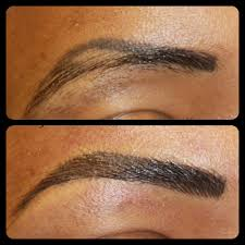 laser tattoo removal of semi permanent makeup and correctional work joanne dews permanent makeup