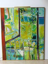 robert frame oil painting