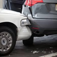 minor car accident. the minor car accident c