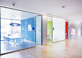 microsoft lisbon hq switchable glass image
