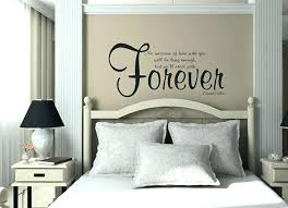 wall sayings for bedroom decorative wall decals quotes for small bedroom ideas with white decorative wall