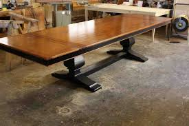custom made tables farmhouse kitchen table dining table large round dining table seats extendable dining table seats
