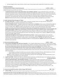 Internal Resume Examples Retesting Procedures Inside Sales