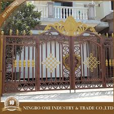 stainless fence and gates steel for houses steel gates for