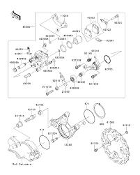 2013 kawasaki kfx450r ksf450bdf rear brake parts best oem rear ka1208005042 m154521sch754385 kx 450r wiring diagram kx 450r wiring diagram