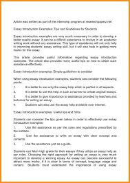 format of writing essay written examples example introduction  format of writing essay written examples 1 example introduction for eyx5t order of writing an essay