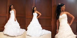 wedding dress of black women 2018