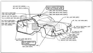 1956 buick wiring diagrams hometown buick 1956 buick body wiring circuit diagram models 46r 66r styles 4437 4637