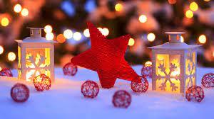 71+ Christmas Lights Wallpapers and ...