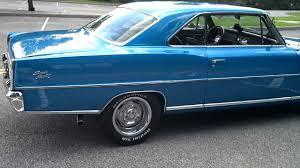 1967 Chevrolet Nova SS walk around startup - YouTube