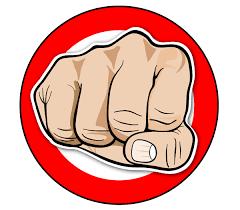 Free fisting punching pics