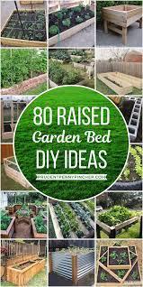 80 best diy raised garden beds