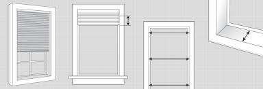 How to measure window for blinds Outside Mount How To Measure Windows Day Blinds Measuring Guide For Your Window Treatments Day Blinds