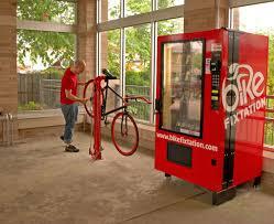 Vending Machine Repairs Melbourne Inspiration Bike Repair Station Spare Parts Vending Machine Sustainable