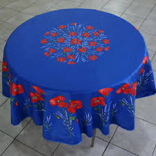 round cotton tablecloth la acrylic coated tablecloths indian cotton round tablecloths