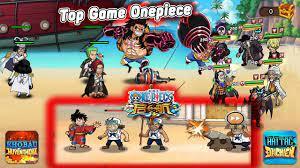Top Game One Piece Hay Nhất Hiện Tại - Hải Tặc Đại Chiến - YouTube