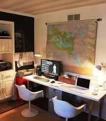 dual desks home office. mark u0026 charmaineu0027s dual desks home office