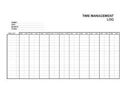 Daily Activity Log Template Free Excel Time Management – Bonniemacleod