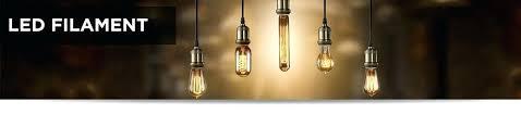 chandelier bulbs led vintage filament antique incandescent style home depot canada